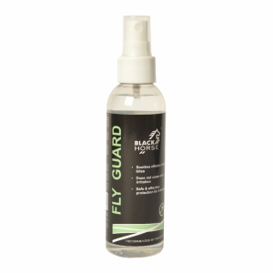 Preparat odstraszający owady Fly Guard Natural Spray Black Horse 140 ml